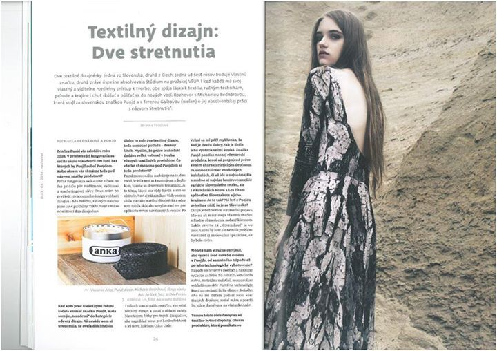RUD - slovak magazine about Arts and craft.