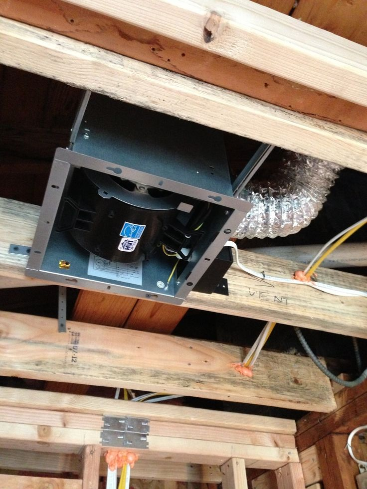 Photo Gallery For Photographers Fixing A Bathroom Exhaust Fan
