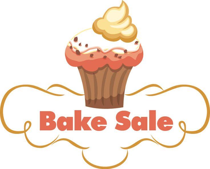 clip art for a bake sale