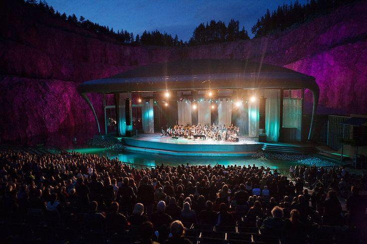 Att se en konsert på Dalhalla i Rättvik är en mäktig upplevelse. #siljansguiden #siljansbygden #siljan #dalarna #dalecarlia #sverige #sweden
