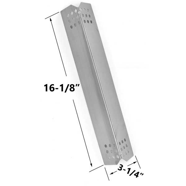 REPLACEMENT STAINLESS STEEL HEAT PLATE FOR JENN AIR 720-0709, 720-0709B & KITCHEN AID 720-0745, 720-0826, 730-0336D GAS GRILL MODELS Fits Compatible KitchenAid Models : 720-0336D , 720-0709C , 720-0727 , 720-0733 , 720-0733A , 720-0745 , 720-0745A , 720-0826 , 720-0893 , 730-0336D Read More @http://www.grillpartszone.com/shopexd.asp?id=33565&sid=36114