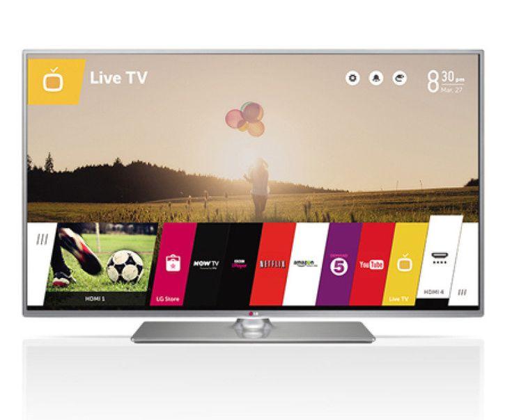 "LG 42LB650V 42"" Full HD Wi-Fi Smart 3D TV - Ebuyer"
