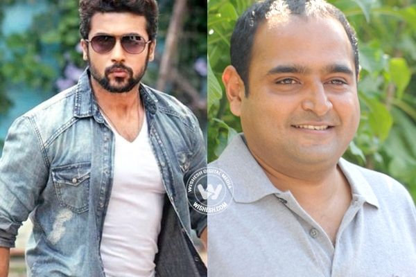 It has been already in news that Suriya will be acting under the direction of Vikram Kumar of Manam fame (Telugu film). The latest news is...