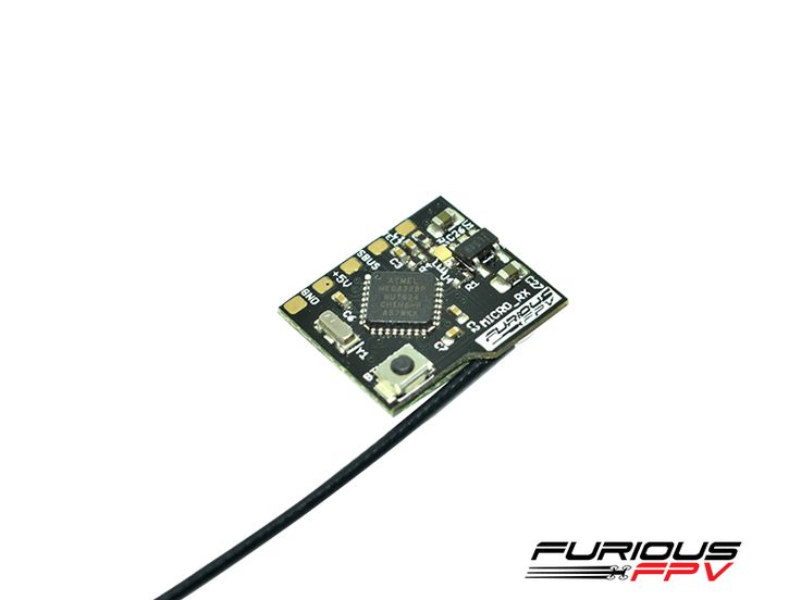 Furious FrSky Micro Rx - Unmanned Tech