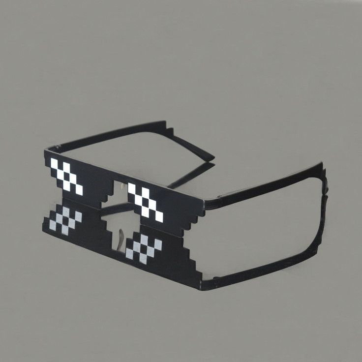 "Ebay ""Deals"" Thug Life - Deal With It - 8 Bit - Meme - Sonnenbrille Pixel brille sunglasses: EUR 7,99 Angebotsende:…%#Quickberater%"