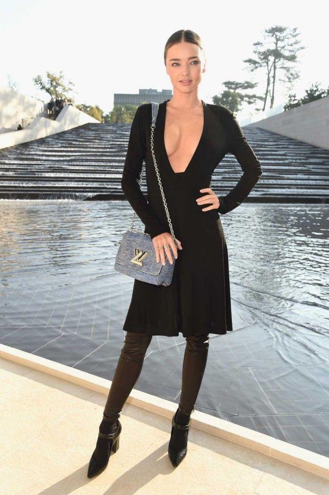 Little Black Dress - Miranda Kerr