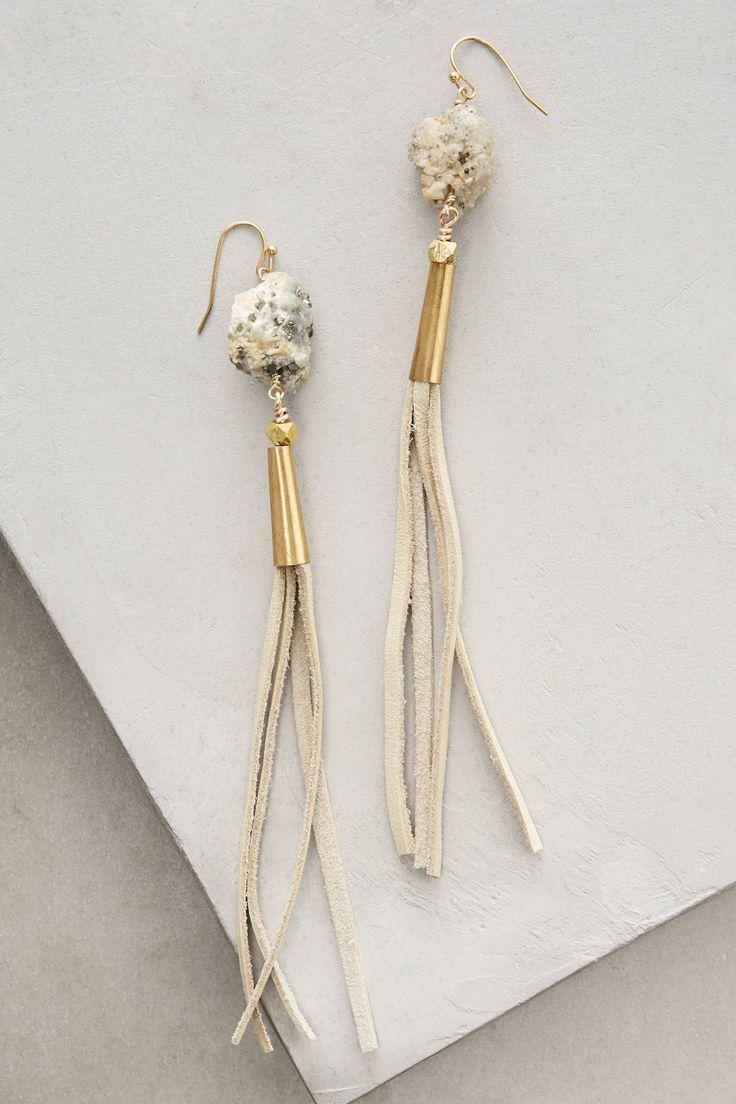 best 25+ fringe earrings ideas on pinterest | diy tassel earrings