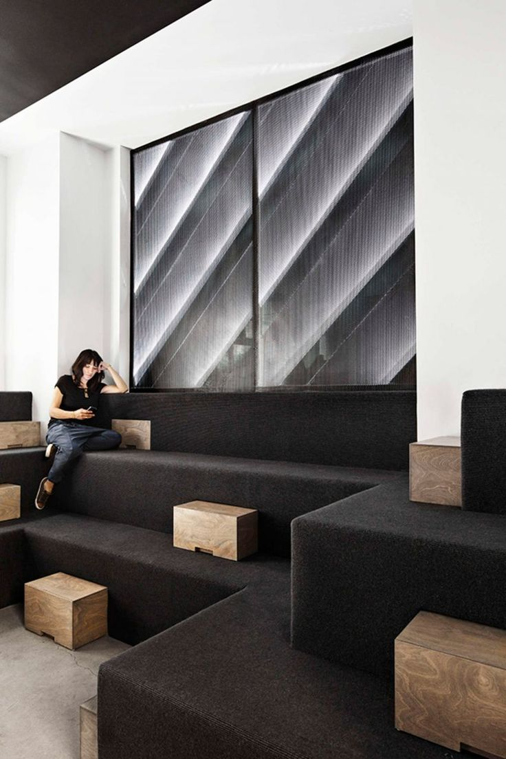 Etienne de souza designer and manufacturer of luxury cabinet - Black Ocean Firehouse By Rafael De C Rdenas Architecture At Large