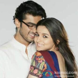 Alia-bhatt-with-arjun-kapoor-in-2-states-first-look-movie-stills-exclusive-pics