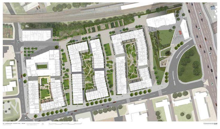 2-Master-Plan-St-Andrews-copyright-Townshend-Landscape-Architects «  Landscape Architecture Works | Landezine