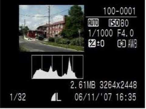 ▶ WHAT IS HISTOGRAM TOOL IN DSLR CAMERA AND HOW TO USE IT FOR NIGHT PHOTOGRAPH? VIDEO TUTORIAL - YouTube