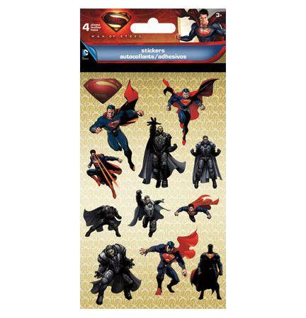 Man of Steel Superman Sticker (ST2537)