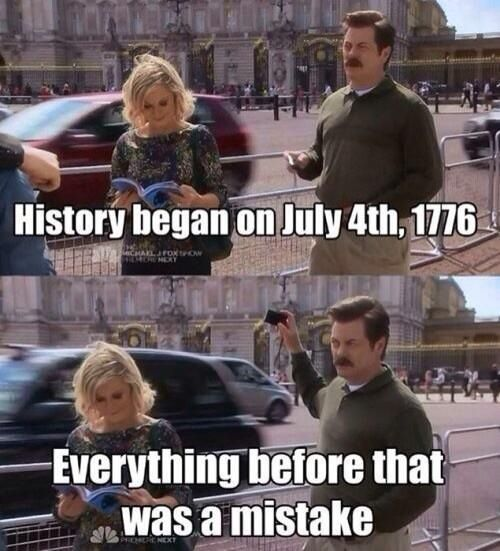 America! Parks and Rec