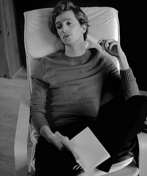 Luke Newberry for Models 1 ph. by Kenneth Lam