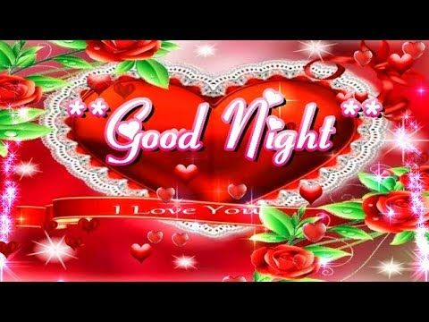 Good Night Romantic Video Statusi Love You Status Good Night Love