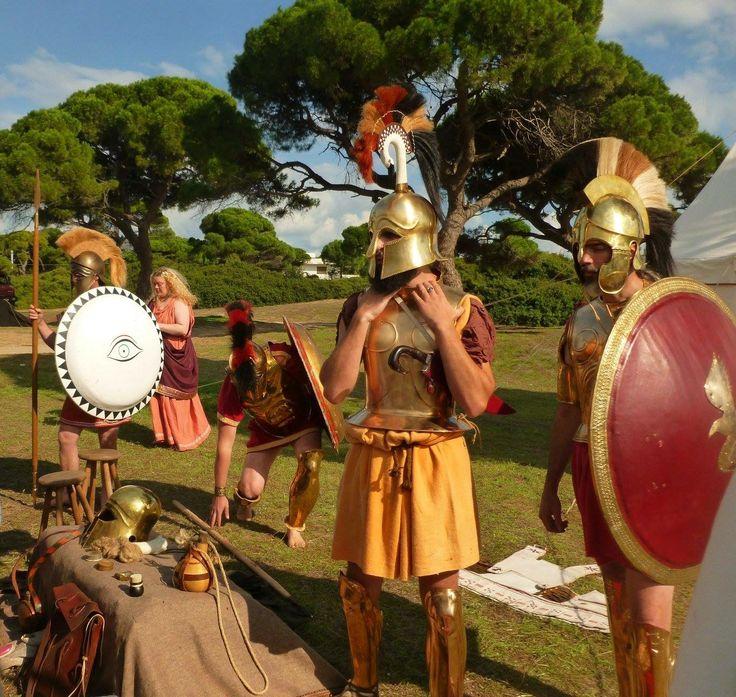1000+ images about ANCIENT GREEK HOPLITES on Pinterest ...