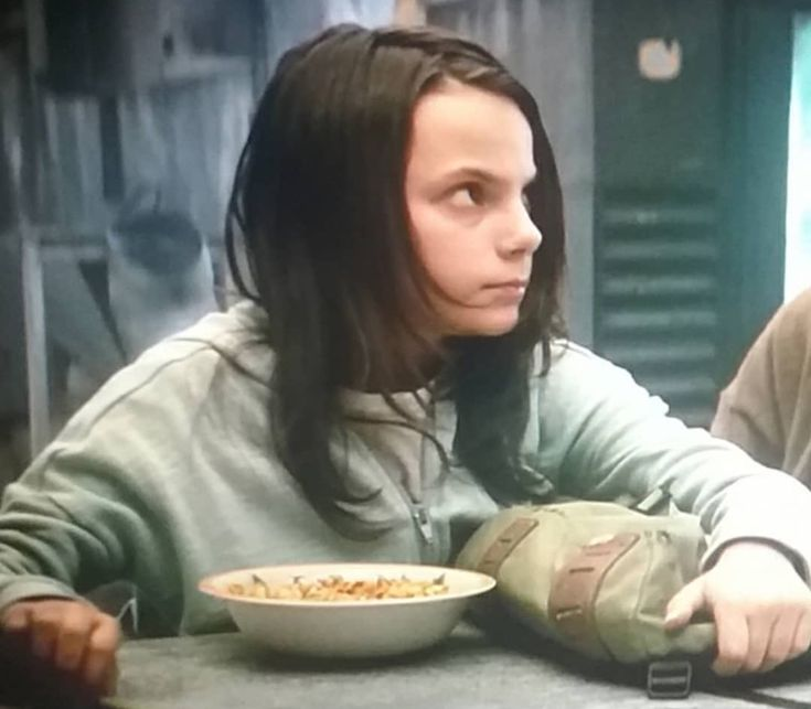 Laura Kinney, x-23   Laura movie, Logan laura, Keene