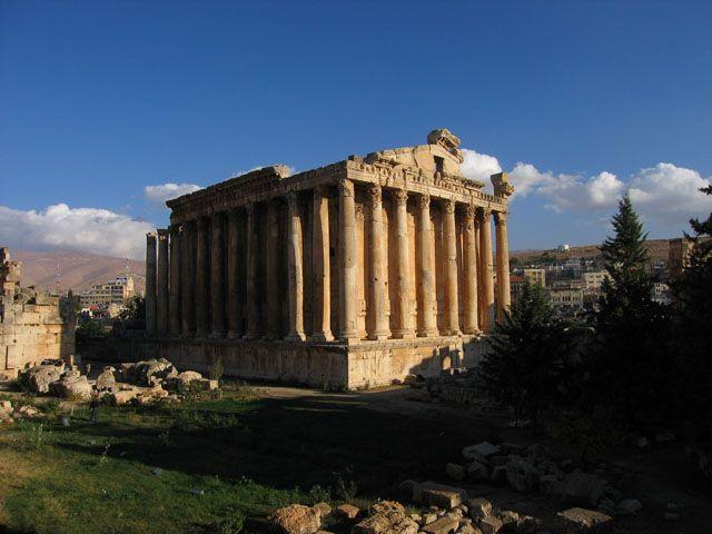バールベック - (1984年) Baalbek ◆レバノン - Wikipedia http://ja.wikipedia.org/wiki/%E3%83%AC%E3%83%90%E3%83%8E%E3%83%B3 #Lebanon