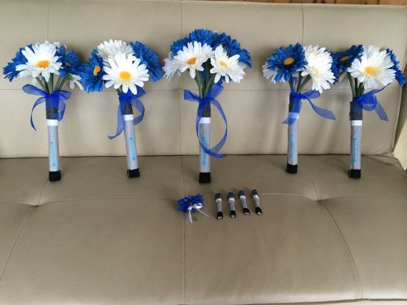 Doctor Who Sonic Screwdriver Wedding Bridal Bouquet by ShaesBridal, $295.00