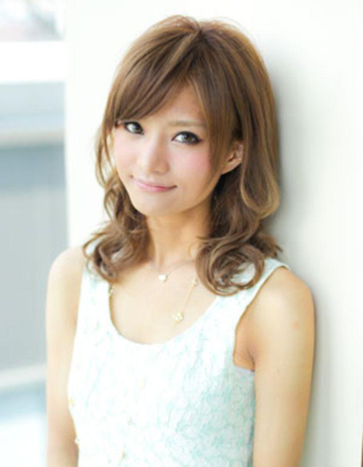 女子から人気のモテヘアスタイル参考にしたいのはこれ!ゆるふわカールでかわいい髪型・カット・アレンジ☆