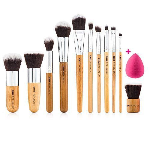 Valentines Gift For Her Girls Makeup Proffesional 13 Brush Set Women Beauty New #MakeUp