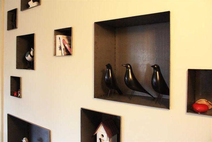OPERASTUDIO - Project - Private villa #Lisanza #Italian style #steel frame #detail