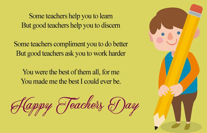 Happy Teachers Day Special Poems For Your Favorite Sir Mam Teacher Teachersday Teachersd Happy Teachers Day Teachers Day Special Happy Teachers Day Poems