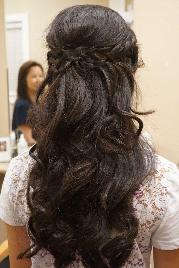 Braid + Curls - - Braid + Curls