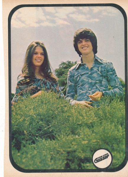 Donny and Marie Osmond Teen star Gossip