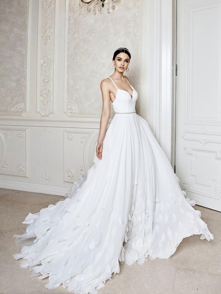 Luna Wedding Gown – Musat Bridal – Rochie de mireasa Luna