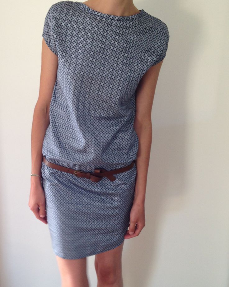 Tuto couture : « Robe femme »