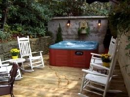 Blowing Rock, NC Blue Ridge Mountain rentals - Grapevine cottage