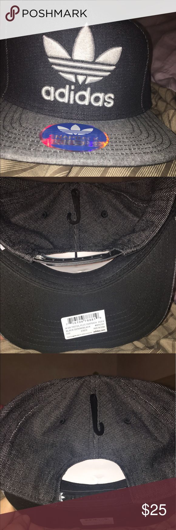 Adidas SnapBack hat Brand new from the adidas store! Never worn. Bought it as a gift but did not work out. If you have any questions feel free to ask :) adidas Accessories Hats