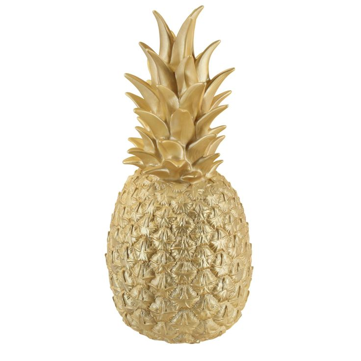 Lampe LED Ananas - Or - Goodnight Light
