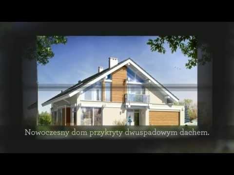 MGProjekt - Projekt domu Otwarty. http://www.mgprojekt.com.pl/otwarty