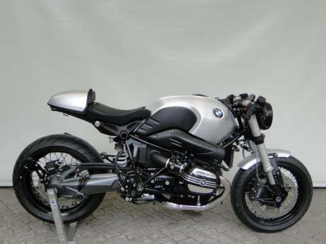 BMW R nine T ABS Custom Racer, Occasion, Essence, 8 km, CHF 24'999.-