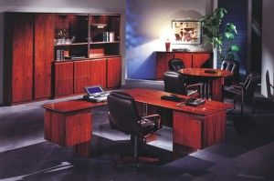 6001/6007/6007K/6013 desk w/return 6008/6021/6020/2 x 6026 wall unit 6030/4 conference table 8994 conference chairs w/leather black 8998W executive chair w/leather black 6017 credenza