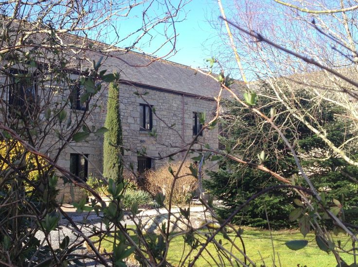 Tremough Barton Cottages Exterior