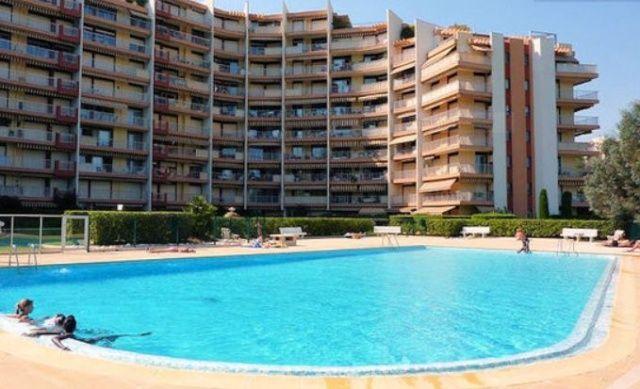 Location appart avec piscine 4 pers, proche Cannes, 06210 Mandelieu La Napoule (Alpes-Maritimes)