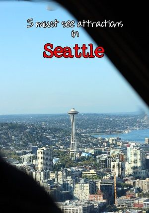 Description of all the Seattle CityPASS attractions. It's a great way to visit the biggest tourist attractions in Seattle and on a budget