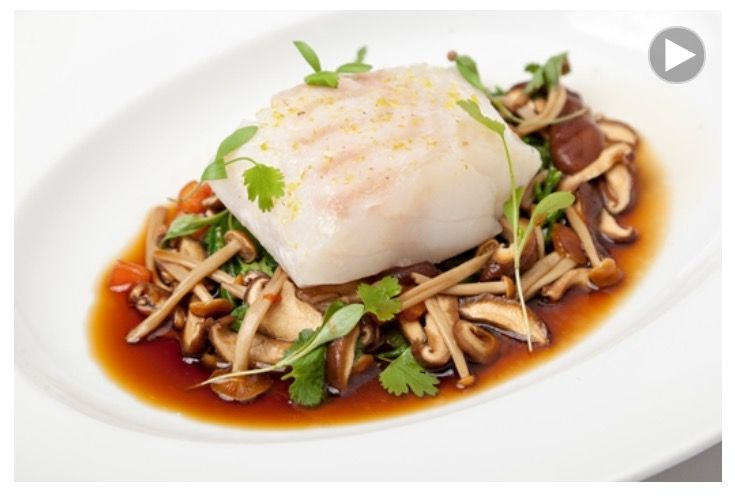 Sous-Vide Cod - Great British Chefs