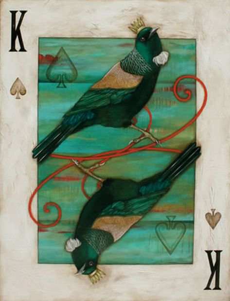 Tui King - by Kathryn Furniss image vault.co.nz