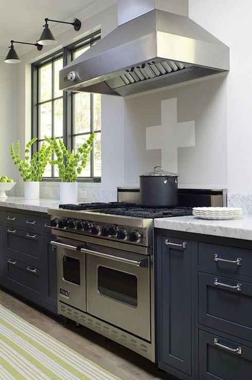 1000 ideas about dark blue kitchens on pinterest for Blue countertops kitchen ideas