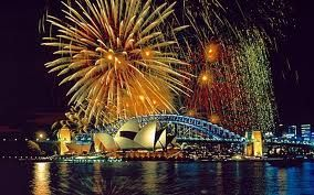 Happy New Year from Oz