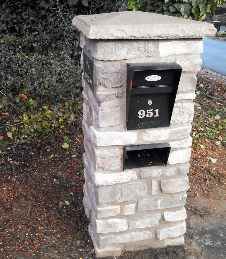 10 Best Images About Mailbox Designs On Pinterest