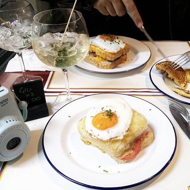 Dreaming brunch!  #instaxmini8 #instax