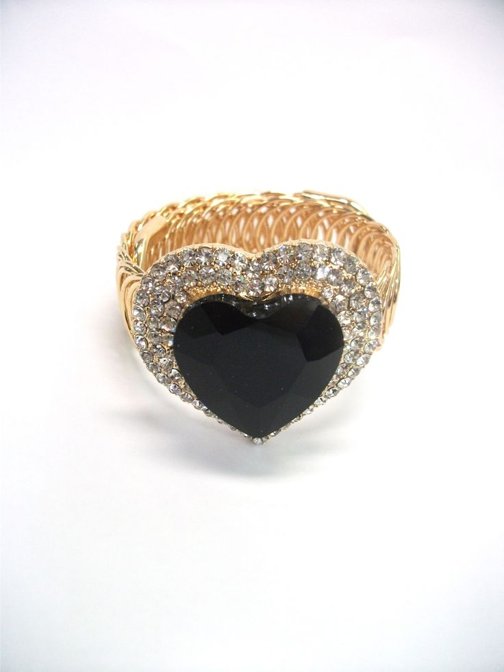 BC65731 Heart bangle