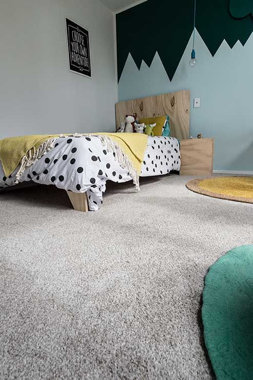 Feltex carpets | The Block NZ | Alex and Corban | Boys Bedroom | Get the look…