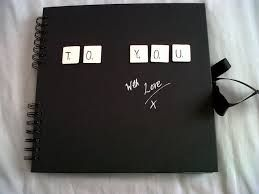 scrapbook for boyfriend - Google Search