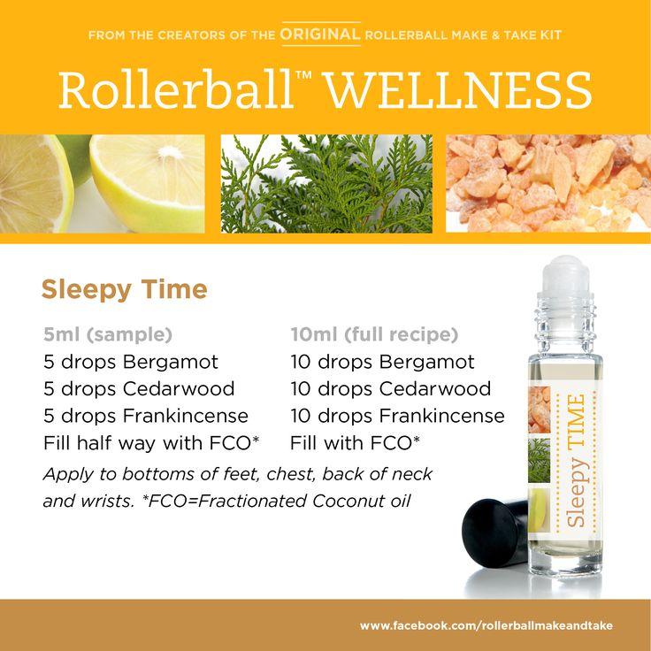 Sleepy Time Rollerball Wellness Make Amp Take Workshop